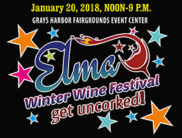 Elma Winter Wine Festival @ Grays Harbor County Fairgrounds | Elma | Washington | United States
