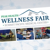 Peak Health Wellness Fair