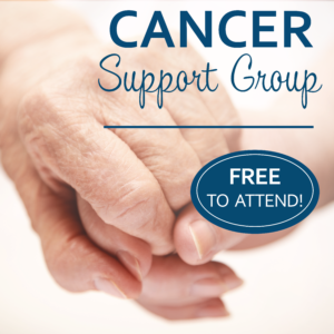 Cancer Support Group @ Summit Pacific Wellness Center, Cafe