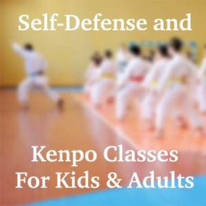 Kids Kenpo Ninja Class (Ages 5-9) @ Summit Pacific Wellness Center