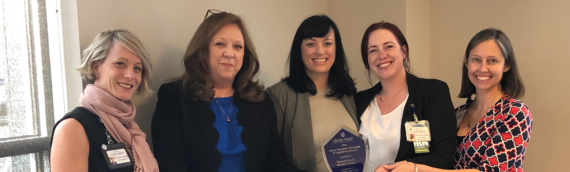 Summit Pacific Receives Tissue Donation Standards of Excellence Award