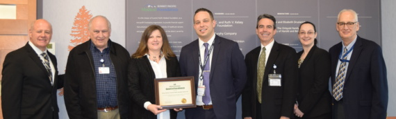 Summit Pacific Receives USDA Rural Development Award of Excellence