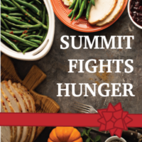 Summit Fights Hunger - Holiday Meal Program