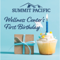 Wellness Center's First Birthday Party
