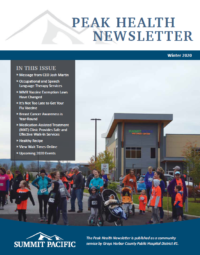 Peak Health Winter Newsletter 2020