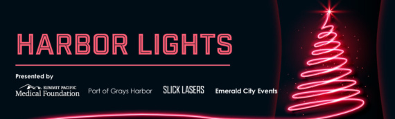 Harbor Lights, Free Holiday Music & Laser Light Show at Satsop Business Park Wednesday, December 23