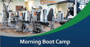 Morning Boot Camp @ Summit Pacific Wellness Center, Gym